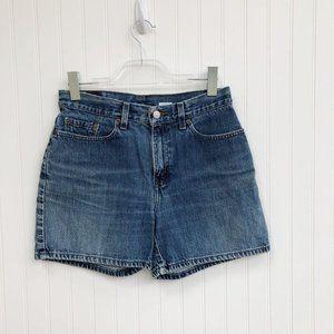 Vintage Levi's Denim Shorts Size, Size 8